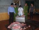 Bắt giữ hơn 500 kg mỡ lợn không đảm bảo an toàn thực phẩm