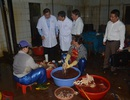 Xử phạt 5 cơ sở vi phạm an toàn vệ sinh thực phẩm