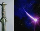 Các vũ khí ở thời đại đồ đồng có nguồn gốc ngoài Trái Đất