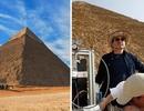 Chế tạo robot để khám phá bí ẩn bên trong Đại Kim Tự Tháp Giza