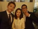 Bi (Rain) hạnh phúc bên cô dâu Kim Tae Hee sau đám cưới giản dị