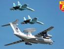 [Infographic] Sự xuất hiện của siêu máy bay chỉ huy cảnh báo A-50U khiến các bên kể cả Mỹ và Israel đều chùn chân trên bầu trời Syria