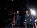 Những hình ảnh khó quên tại buổi lễ chia tay của Tổng thống Obama