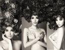 Hàng loạt người đẹp Việt khoe ảnh bán khỏa thân