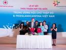 """50.000 trẻ em tham gia """"Giáo dục dinh dưỡng và phát triển thể lực cho trẻ em Việt Nam"""""""