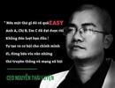 """Chủ tịch địa ốc Alibaba: """"Tôi - CEO cùi bắp"""""""