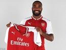 """Arsenal chính thức ra mắt """"bom tấn"""" đắt giá nhất lịch sử"""