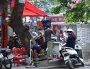 """Hà Nội giành lại vỉa hè: Sau rầm rộ là... """"thất thủ"""""""