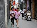Trải nghiệm làn đường an toàn cho học sinh đầu tiên ở Hà Nội