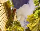 Hà Nội: Cháy quán karaoke 4 tầng gần hồ Tây