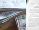 """Lãnh đạo huyện vay 600 triệu đồng từ """"quỹ đen"""""""