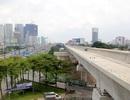 Tháng 10 sẽ lắp ray tuyến metro Bến Thành – Suối Tiên