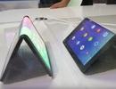 Ngắm chiếc tablet có thể uốn cong màn hình thành smartphone