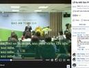 Bảo hiểm Vietcombank-Cardif ứng dụng livestream ra mắt sản phẩm mới
