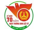 Công bố Logo chính thức kỷ niệm 70 năm Ngày Thương binh - Liệt sĩ