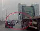 Lùi xe trên cao tốc - Xăng xe hay mạng sống quan trọng hơn?