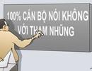 """64 phong bì gần 1 tỉ &""""lời thề 100% không nhận hối lộ""""!"""