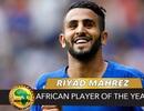Ngôi sao của Leicester giành Quả bóng vàng châu Phi 2016