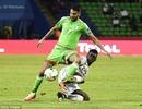 Đội bóng của Riyad Mahrez bị loại khỏi CAN 2017
