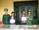 Bắt đối tượng người Lào vận chuyển 5kg thuốc phiện