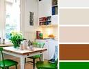 """Gợi ý lựa chọn màu sắc cho không gian phòng bếp """"đẹp miễn chê"""""""