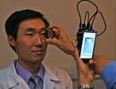 Loại máy ảnh thay thế thuốc nhỏ mắt làm giãn đồng tử có khả năng quét võng mạc