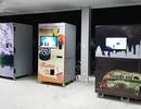 Sinh viên sáng tạo máy bán phở, bánh mỳ, trà sữa tự động