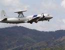Máy bay chiến đấu Trung Quốc chặn máy bay do thám Mỹ trên Biển Đông
