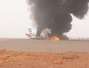 Vì sao 49 người thoát chết thần kỳ khi máy bay nổ tung ở Nam Sudan?
