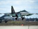 Không quân Nga - Syria tăng cường dội bom xuống Hama