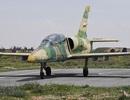 Máy bay quân sự Syria bị bắn rơi, phi công thiệt mạng