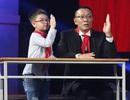 """Cậu bé 6 tuổi """"biết hơi nhiều"""" khiến MC Lại Văn Sâm """"ngồi im"""""""