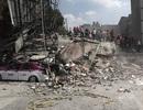 Thủ đô Mexico đổ nát sau trận động đất khiến gần 250 người chết