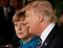 Bà Merkel đọc Playboy trước cuộc gặp với ông Trump