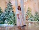 Đệ nhất phu nhân Mỹ trổ tài trang trí Nhà Trắng trước Giáng sinh