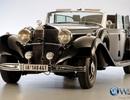 Cận cảnh chiếc Mercedes-Benz bọc thép của Hitler