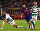 Messi giành Vua phá lưới La Liga, ẵm giải Chiếc giày vàng châu Âu