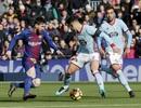 Cuộc đua Chiếc giày vàng châu Âu: Messi chỉ xếp thứ 10