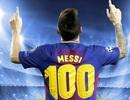 Messi cán cột mốc đặc biệt ở cúp châu Âu
