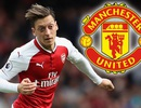 Mesut Ozil tính lật kèo Arsenal, đào tẩu sang MU