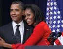 Ông Obama tặng vợ món quà đặc biệt kỷ niệm 25 năm ngày cưới