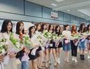 """Dàn nữ sinh Top 18 Miss Teen làm """"náo loạn"""" sân bay vì quá nổi bật"""