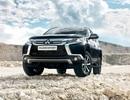 Pajero Sport có gì để cạnh tranh ở phân khúc SUV tầm trung?