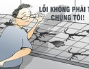 Ông Phó sở Xây dựng Hà Nội nói như… đúng rồi!