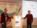 Việt Nam giành ngôi vị quán quân tại cuộc thi WhiteHat Grand Prix 2017