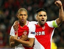 Mbappe, Falcao lập công, Monaco loại Dortmund khỏi Champions League