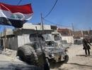 Vòng vây siết chặt phiến quân IS
