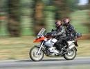 Người ngồi sau xe máy có nguy cơ chấn thương đầu cao hơn