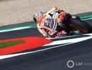 Đánh bại Rossi, Marquez có pole tại Silverstone