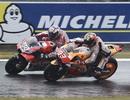 """Rossi """"đo đường"""" trong ngày Ducati đánh bại Honda"""